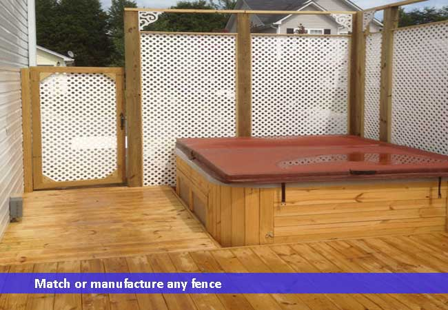 Fencing Contractor Fence Company Commercial And