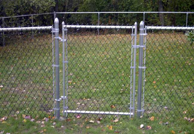 Chain Link Fences Vinyl Chain Link Fences Chain Link