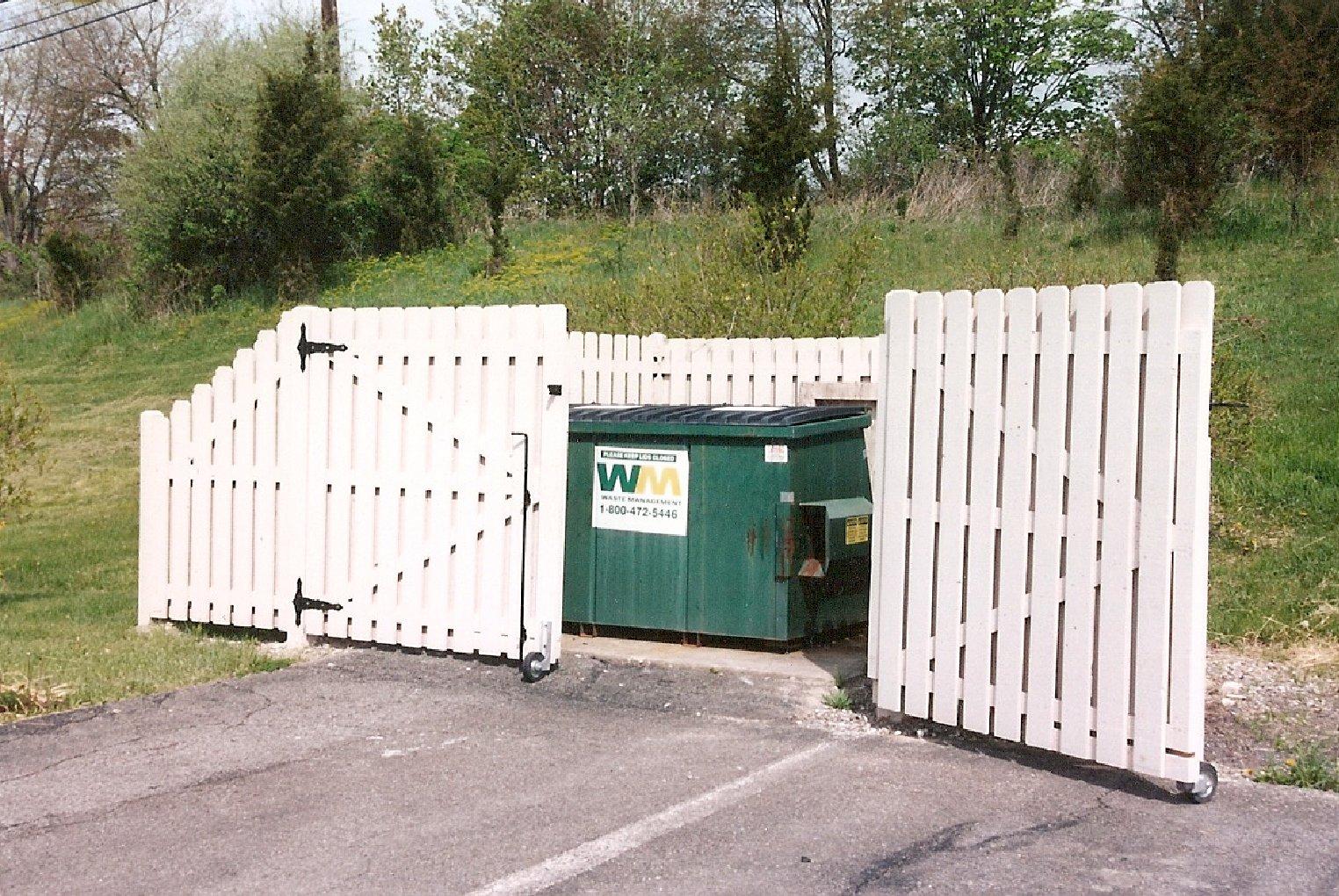 Commercial Fencing Security Gates Enclosures