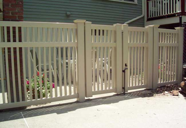 Vinyl Fencing Pvc Fence Railings Installation